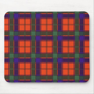 Robertson clan Plaid Scottish tartan Mouse Pad