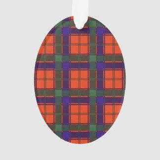 Robertson clan Plaid Scottish tartan Ornament