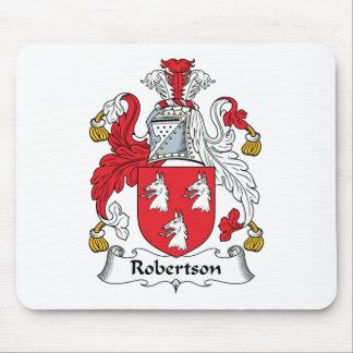 Robertson Family Crest Mouse Mat