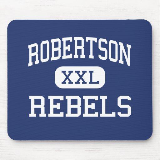 Robertson - Rebels - High - Fremont California Mouse Mat