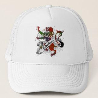 Robertson Tartan Lion Trucker Hat
