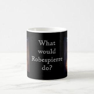 Robespierre 1 with blackadder basic white mug