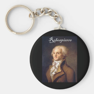 Robespierre 1 with blackadder key ring