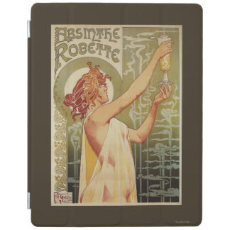 Robette Absinthe Advertisement Poster iPad Cover