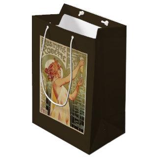 Robette Absinthe Advertisement Poster Medium Gift Bag