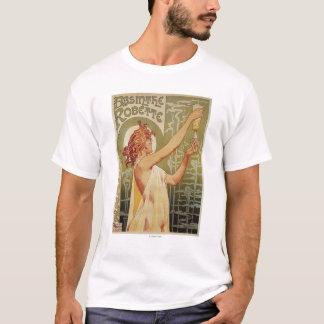 Robette Absinthe Advertisement Poster T-Shirt