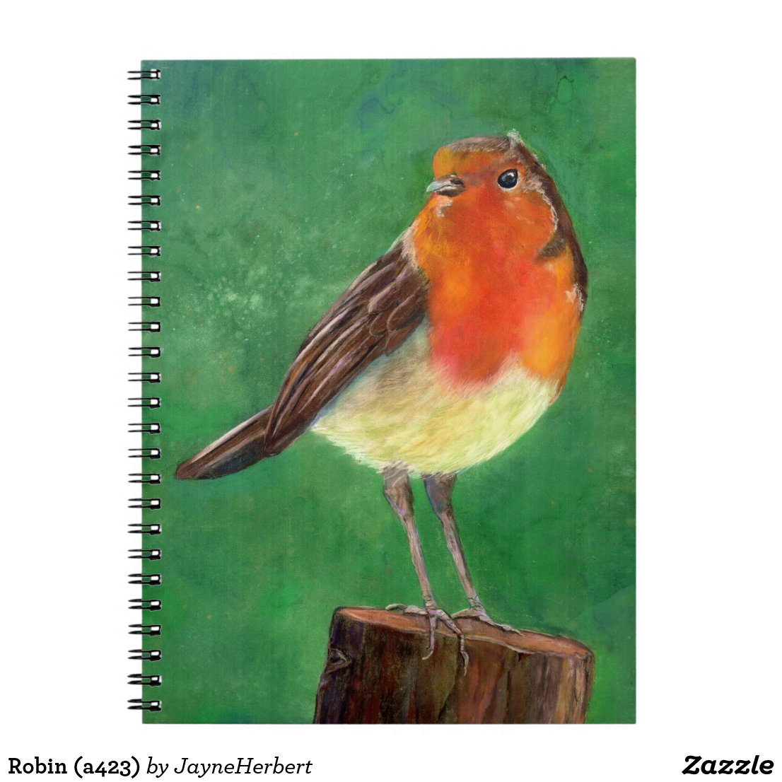 Robin (a423) notebook