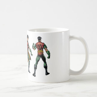 Robin - All Sides Coffee Mug