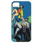 Robin And Batman Climb Case For The iPhone 5