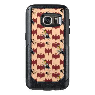 Robin And Batman Climbing Pattern OtterBox Samsung Galaxy S7 Case