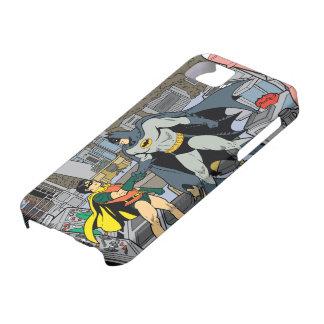 Robin And Batman Handshake iPhone 5 Case