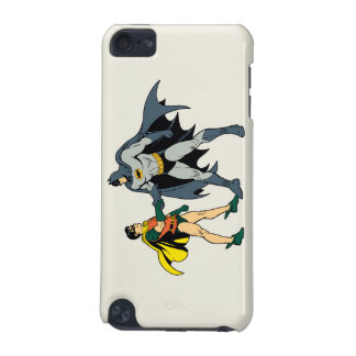 Robin And Batman Handshake iPod Touch 5G Cases
