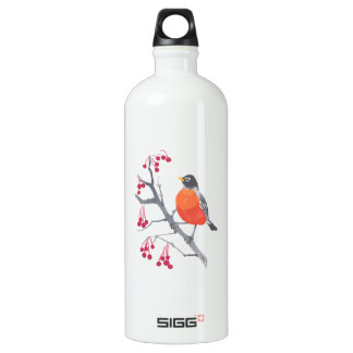 Robin and Berries SIGG Traveller 1.0L Water Bottle
