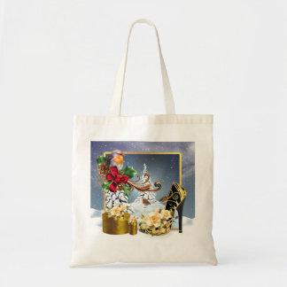 Robin And Shoe Stylish Budget Tote Budget Tote Bag