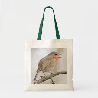 Robin Budget Tote Bag