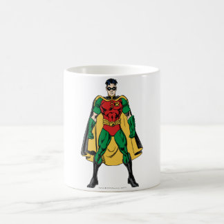 Robin Classic Stance Coffee Mug