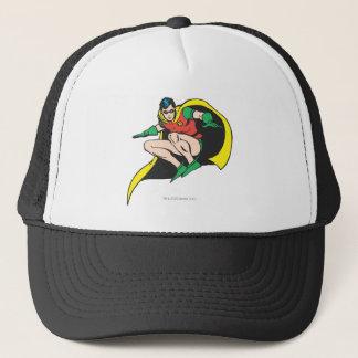 Robin Crouches Trucker Hat