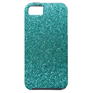 Robin egg blue glitter case for the iPhone 5