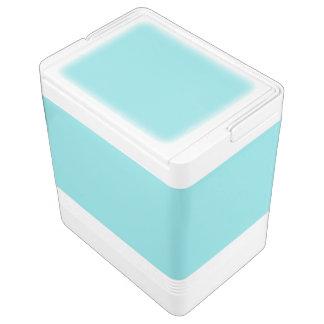 Robin Egg Blue Igloo Cool Box