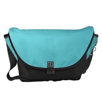 Robin Egg Blue Messenger Bags