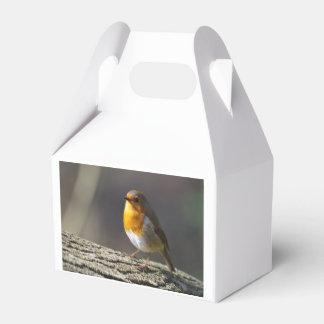 Robin Favour Box