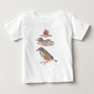 Robin Fledgling Tshirts