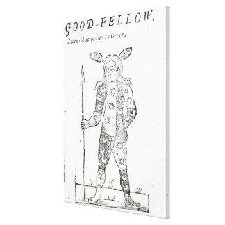Robin Goodfellow Canvas Print