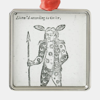 Robin Goodfellow Christmas Ornament