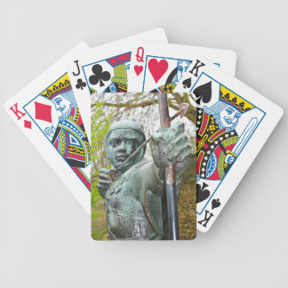 Robin Hood Bicycle Playing Cards