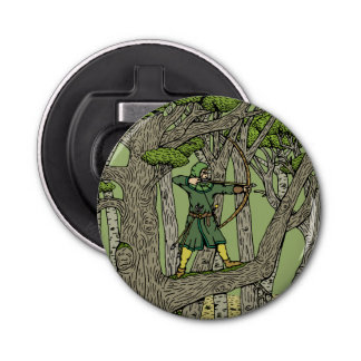 Robin Hood Bottle Opener
