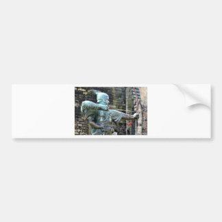 Robin Hood Bumper Sticker