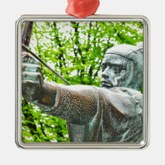 Robin Hood Christmas Ornament