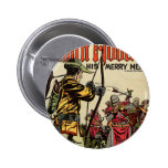 Robin Hood Comic Book Pinback Buttons