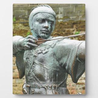 Robin Hood Display Plaques
