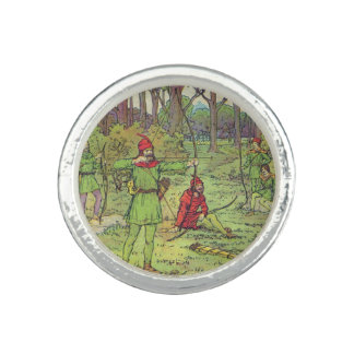 Robin Hood In The Forest Ring