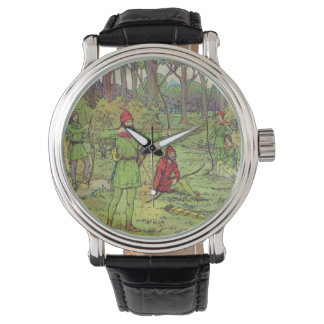 Robin Hood In The Forest Watch
