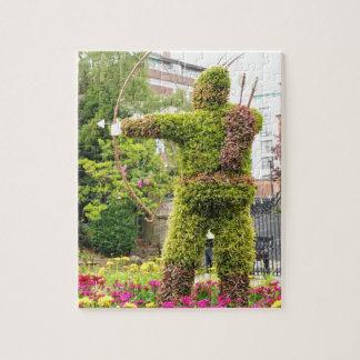 Robin Hood Jigsaw Puzzle