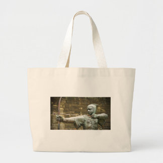 Robin Hood Large Tote Bag
