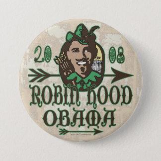 Robin Hood Obama Button