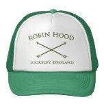 robin hood of locksley hats