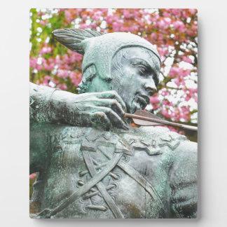 Robin Hood Photo Plaque