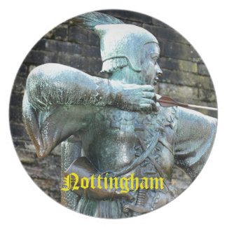 Robin Hood Plate
