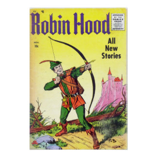 Robin Hood Poster