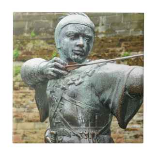 Robin Hood Small Square Tile