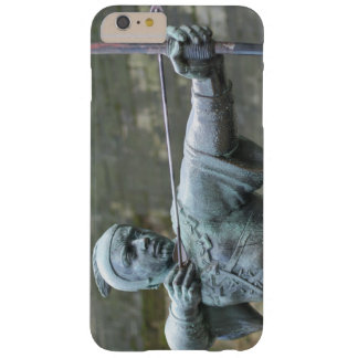 Robin Hood Statue Nottingham Barely There iPhone 6 Plus Case