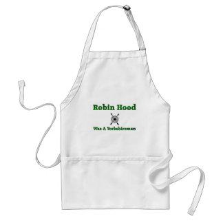 Robin Hood Was A Yorkshireman Standard Apron