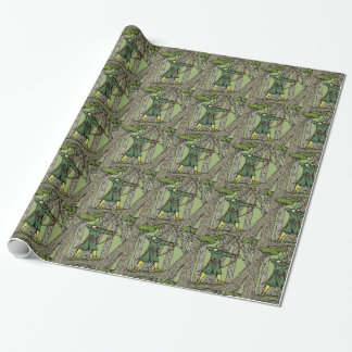 Robin Hood Wrapping Paper