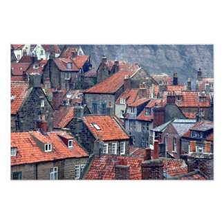 Robin Hood's Bay - East Yorkshire Photo Art
