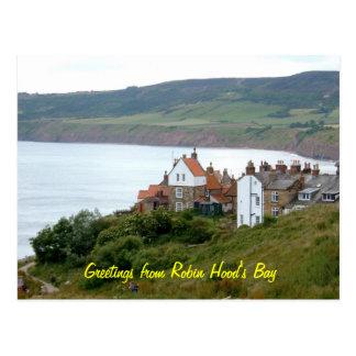 Robin Hood's Bay Postcard