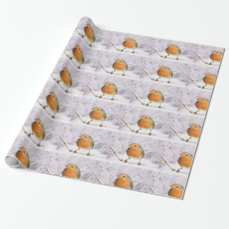 Robin image for Wrapping Paper